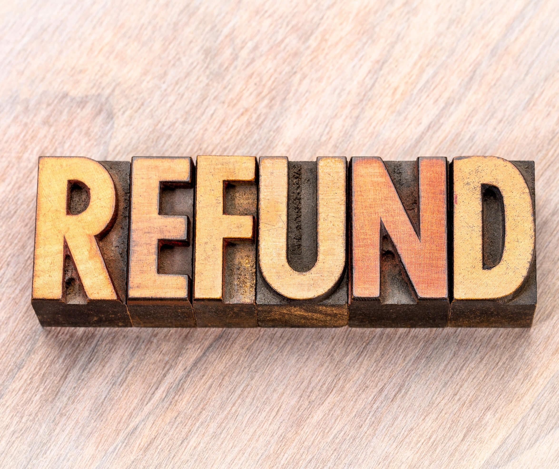 Refund-no-return